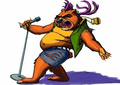 Rocker Bear