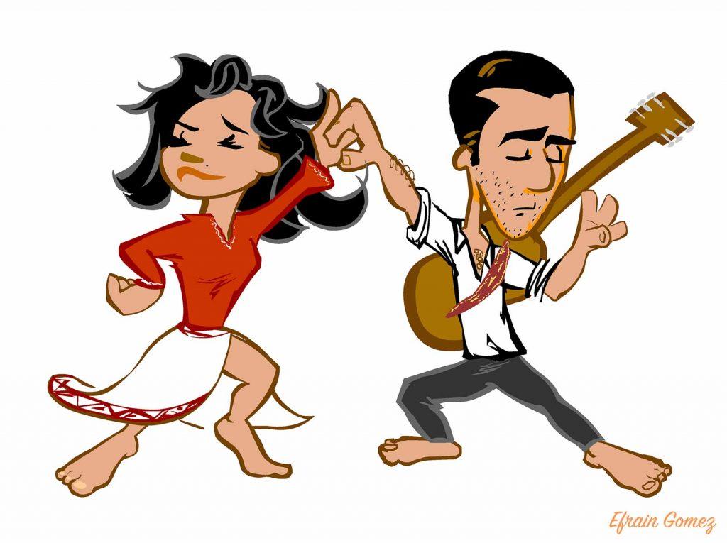 Los Dancers