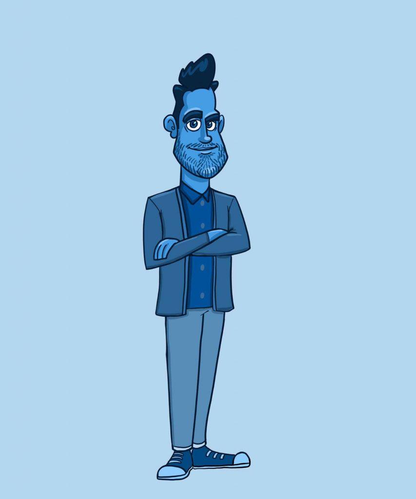 Michael Blue