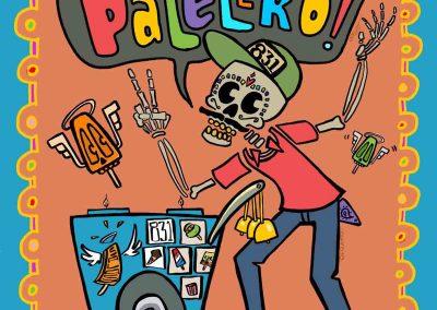 Calavera Paletero Picado